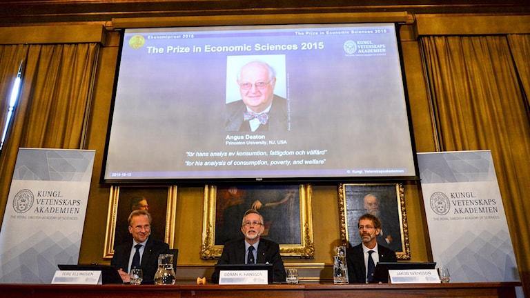 ekonomi nobelpris