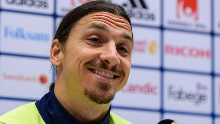 Zlatan Ibrahimovic. Foto: TT