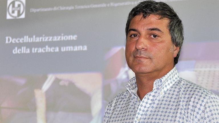 Paolo Macchiarini, foto: TT