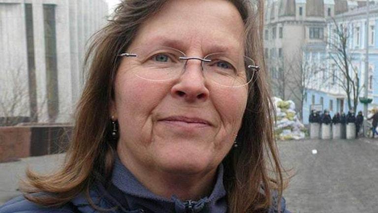 Maria Persson-Löfgren, Foto: Sveriges Radio