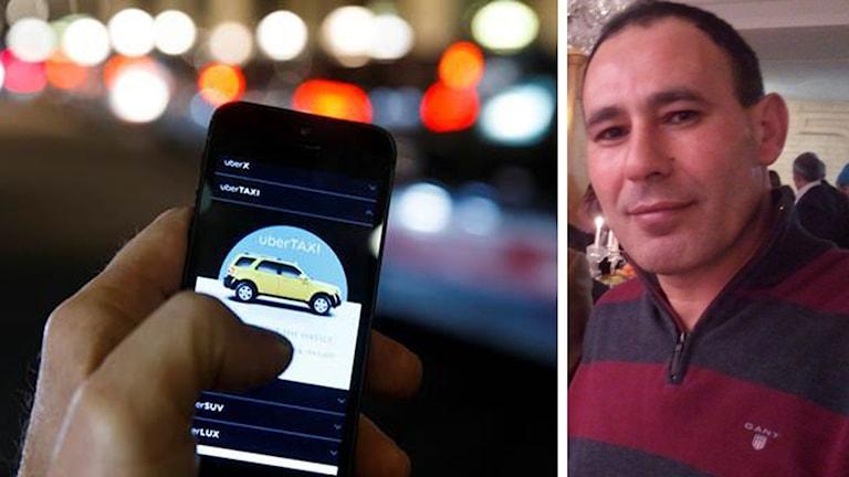 Uber och Celal