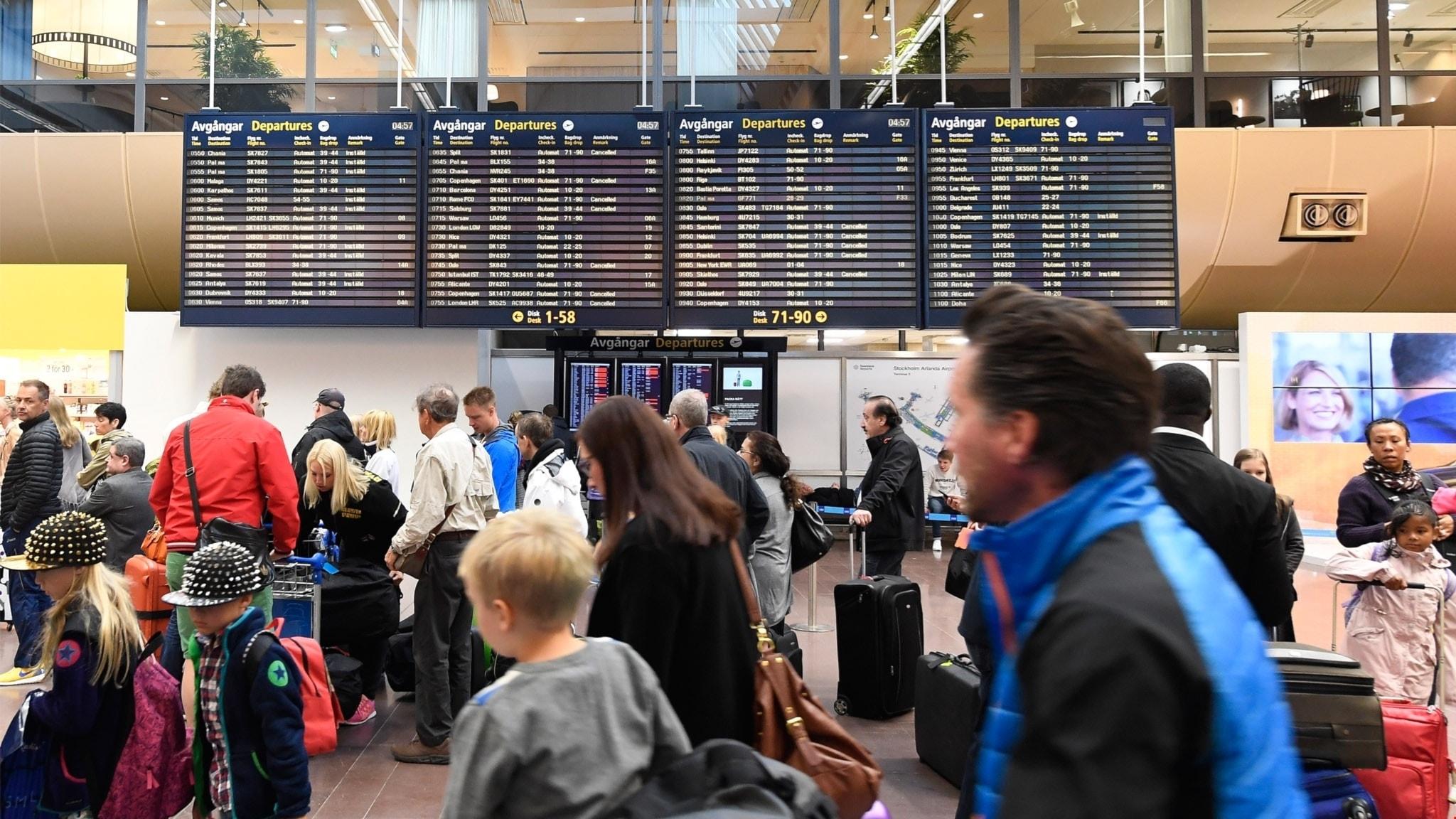 Bêtir ji 1400 pîlotên ?îrketa SAS-ê dest bi grevê kir. ?aredariya Malmöyêalîkariya xwe ji Milli Görü?ê distîne.