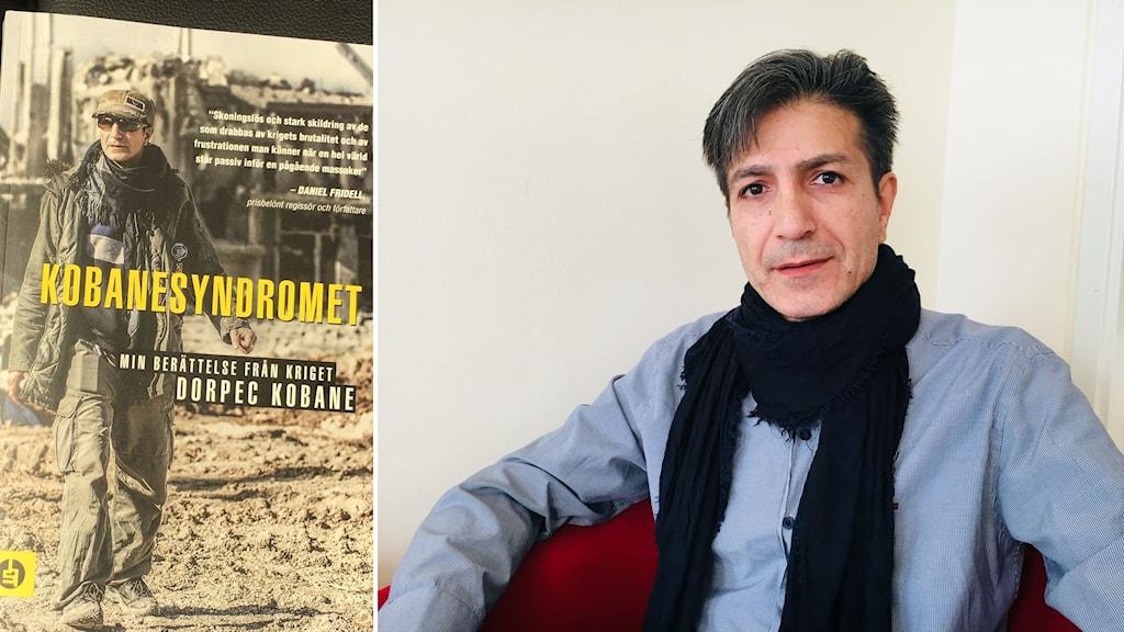 Boken Kobanesyndromet och dess författare Dorpec Kobane