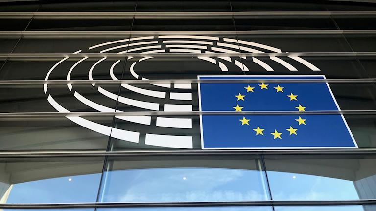 Europaparlamentet i Bryssel