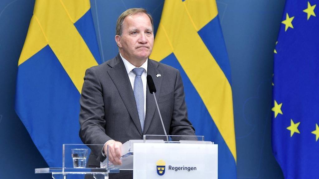 Serokwezîrê Swêdê Stefan Löfven agahdriyên  zelal derbarê pêșerojê neda.