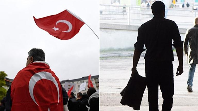 turkiska flyktingar