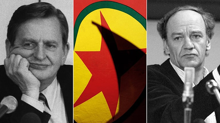 Palme, Holmer, PKK, kurdspåret, PKKspåret