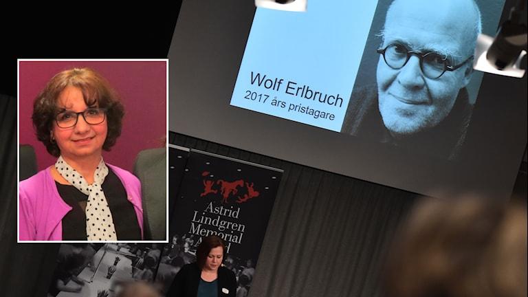 Wolf Erlbruch û Rewas Ahmad