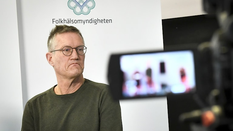 Anders Tegnell, Corona, epidemiolog