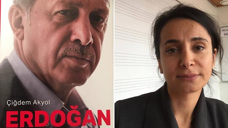 Författaren till Erdogans biografi Cigdem Akyol