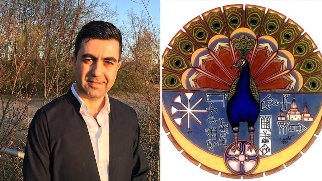 êzidî, yezîdî, Mala Êzidiyan