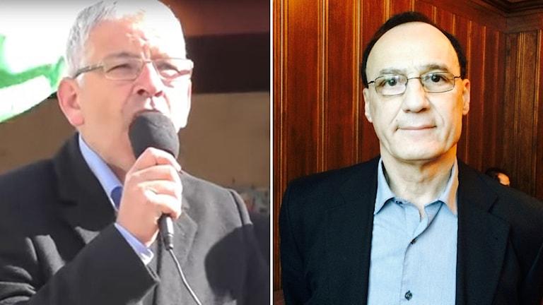 Barbaros Leylani och Arshak Gavafian