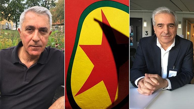 Federasyona Komeleyên Kurdistanê li Swêdê, KNK, PKK, Kongreya Neteweyî ya Kurdistanê, Partiya Karkerên Kurdistanê, Olof Palme.