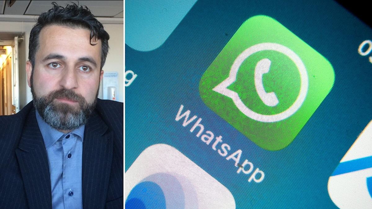 WhatsApp, Facebook, teknîk, Telegram, TikTok