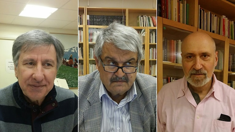 Mistefa Aydogan, Reşo Zîlan û Michael L. Chyet