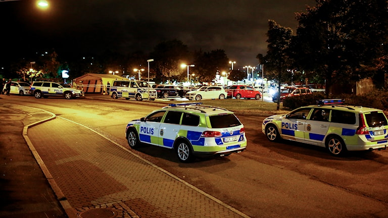 mord i Göteborg