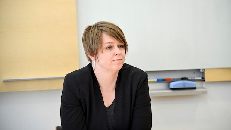 Seroka meclîsa belediya Malmöyê, Katrin Stjernfeldt Jammeh.
