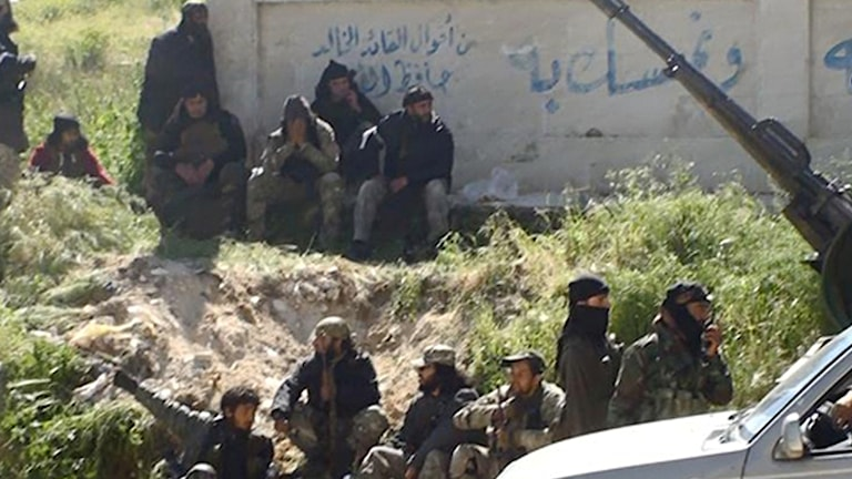 Nusrafronten i Syrien