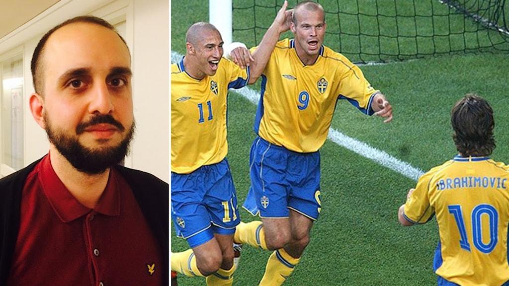 Ekim Caglar svenska fotbollslandslaget VM