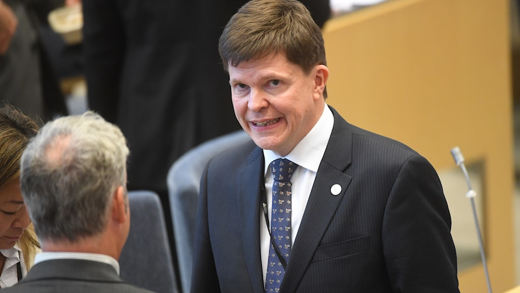Andreas Norlén (M).