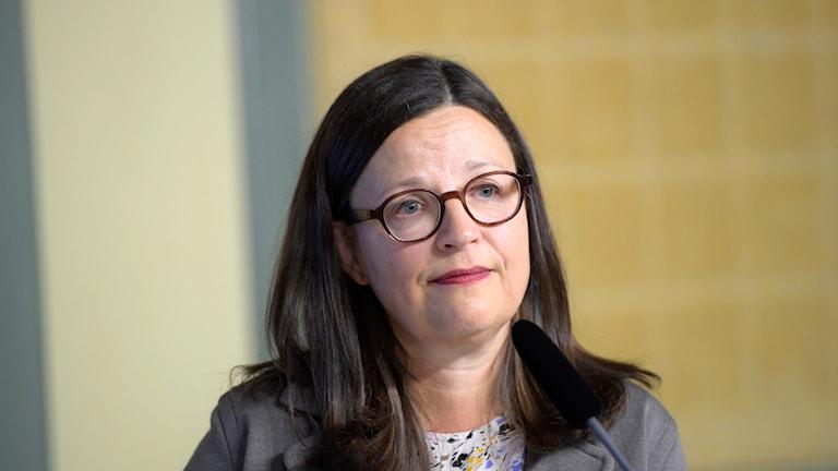 Wezîra lîseyan Anna Ekström