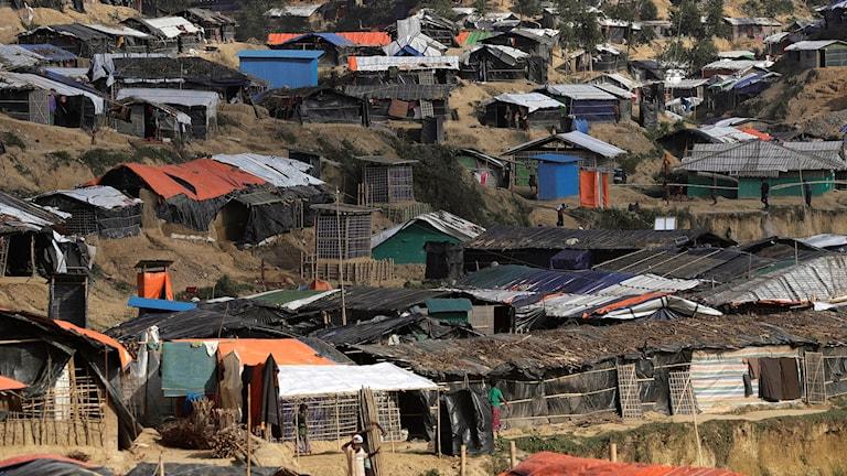 Kampên rohingiyan li Bengladeş.
