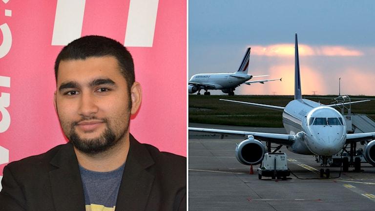 Bawer Ismail flygplan