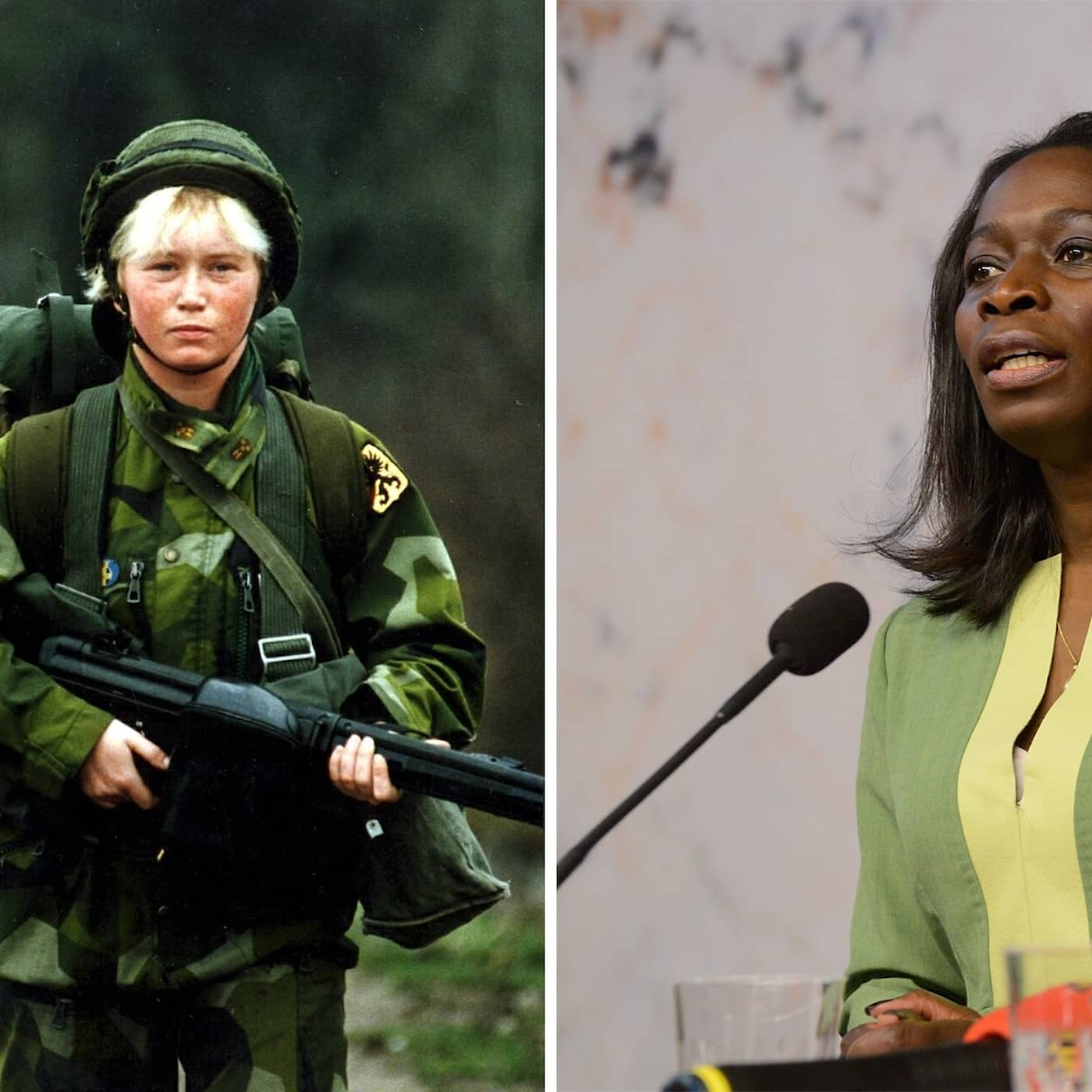 کچان کەمتر بەشداری دەورەکانی هێزی بەرگریی سوید دەکەن. لیبەراڵەکان دەیانەوێت پرسی هاوگوونجی چارەسەر بکەن