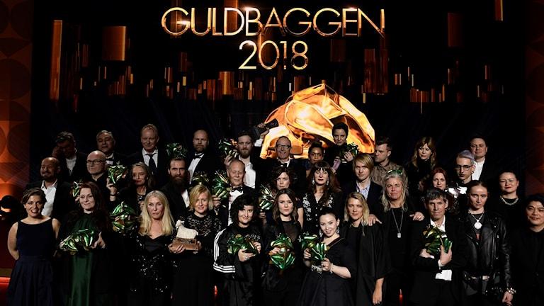 Galaya Guldbaggen 2018