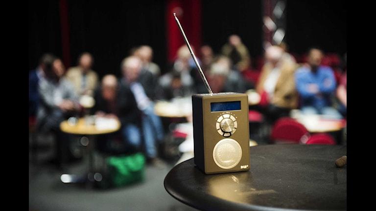 Seminarium om digitalradio