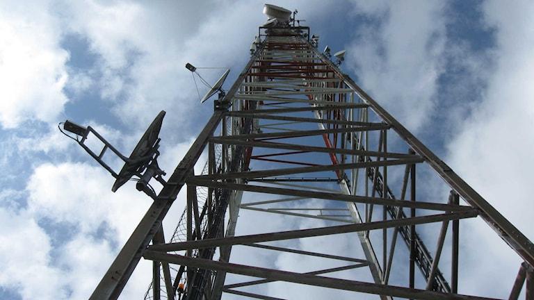 Radiomast i Helsingborg
