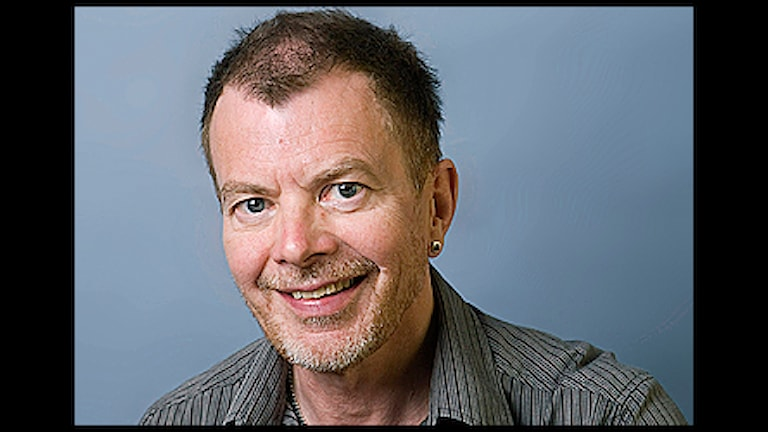 Lars Gunnar Övermyr. Foto. PeO Nilsson