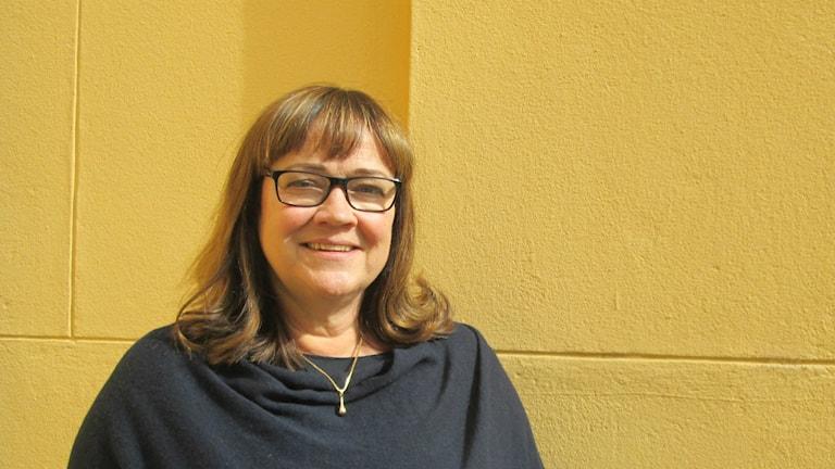 Katarina Svärdh vd Europakorridorren AB.