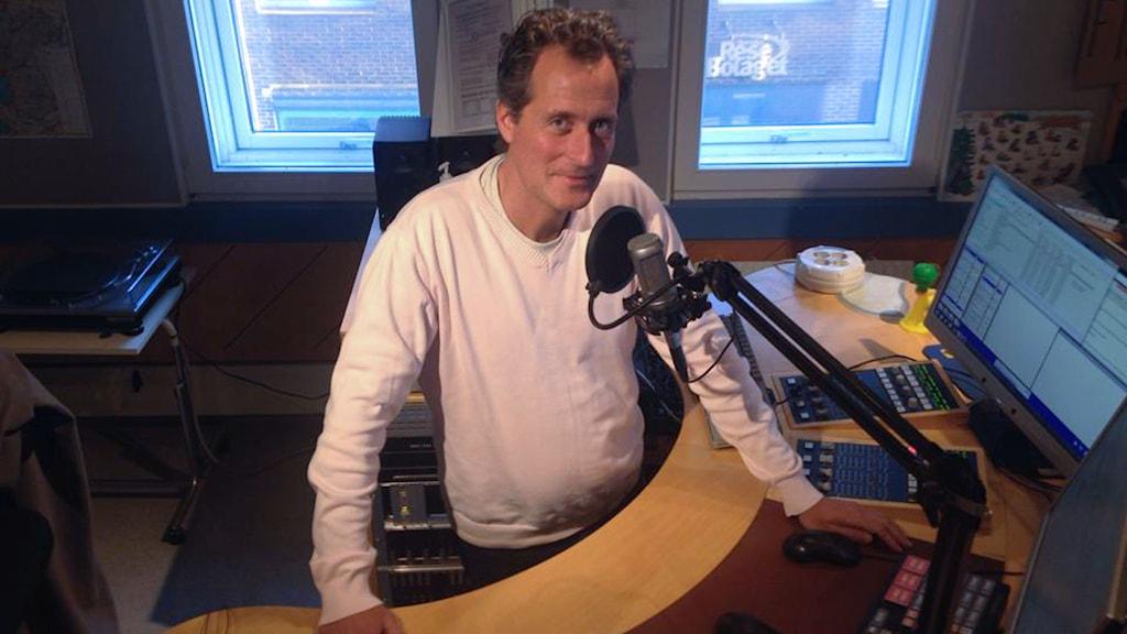 Peter Bengtsson. Foto: Sveriges Radio