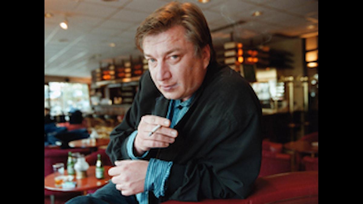 Elokuvaohjaaja Aki Kaurismäki Foto Jack Mikrut/SCANPIX