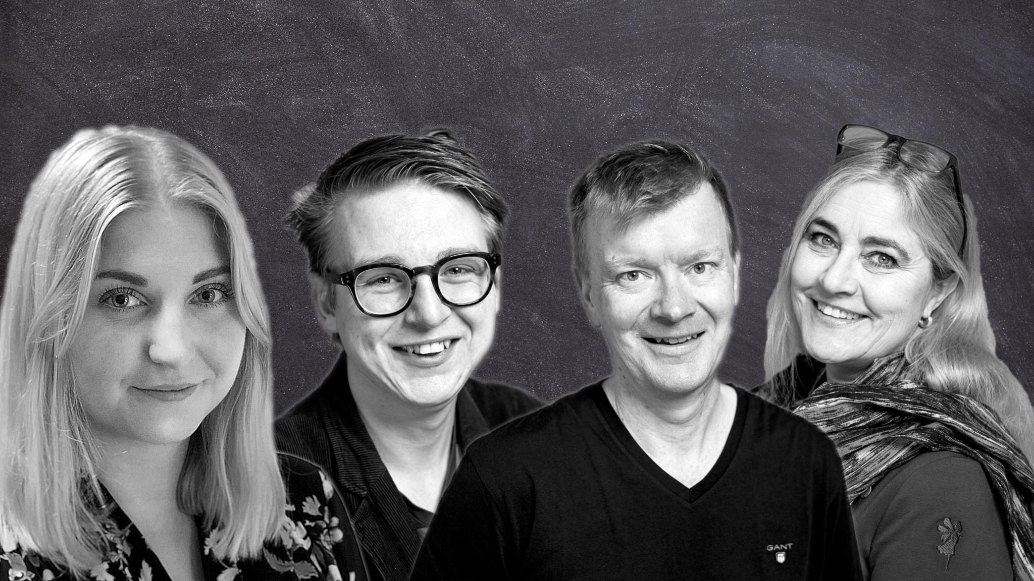 Med Magnus Nilsson & Karin Selldén