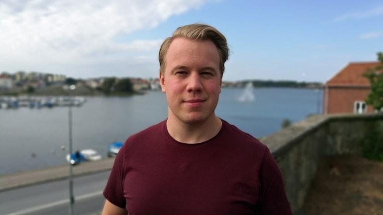 Marcus Fredriksson.