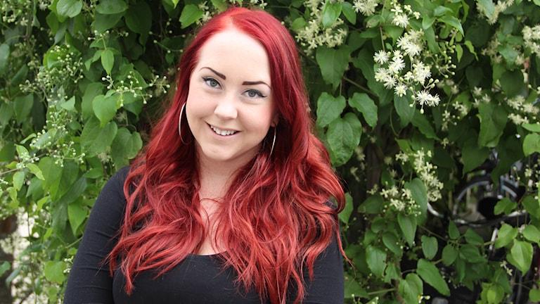Matilda Ljungkvist. Foto: Ingrid Elfstråhöe/Sveriges Radio