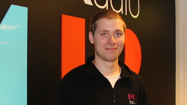 Björn Karlsson. Foto: Ingrid Elfstråhle/Sveriges Radio