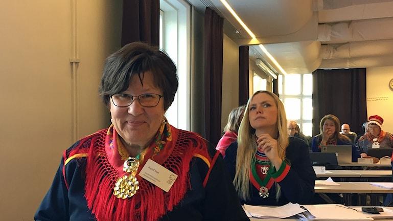 Ingrid Inga, Samelandspartiet