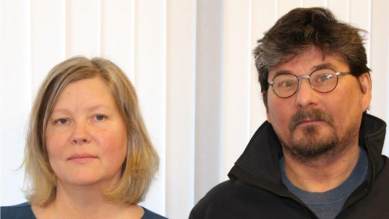 Jannica Björling Winka och Odd Willenfeldt