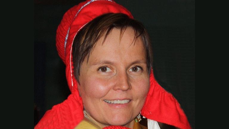 Nancy Charlotte Porsanger Anti