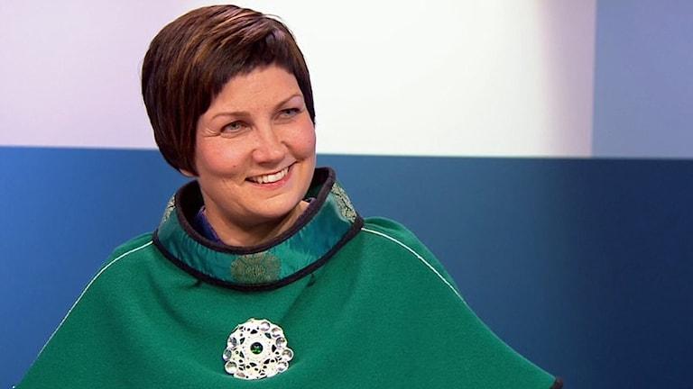 Aili Keskitalo, Norske samers riksförbund.