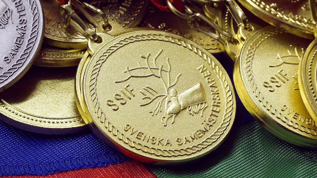 Medaljer Same-SM