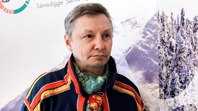 Per-Olof Nutti, Sametingets styrelseordförande