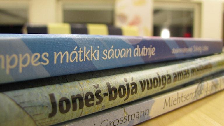 Samiska barnböcker