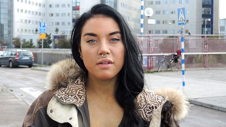 Maxida Märak. Foto: Sameradion & SVT Sápmi