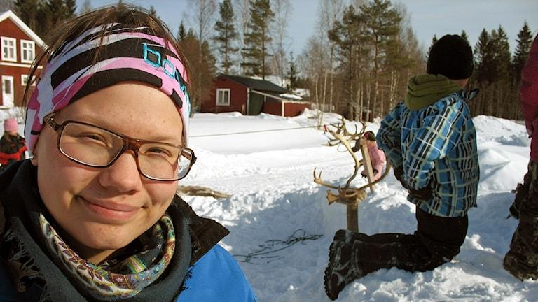 Sara Helen Persson. Foto: Thomas Sarri