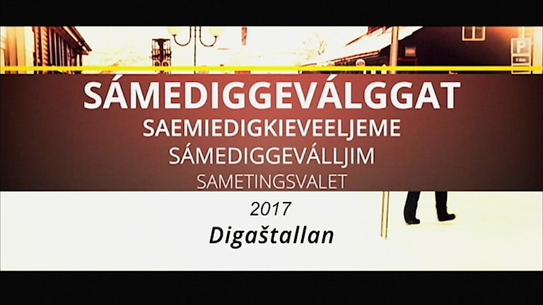 Sametingsval 2017, programgrafik