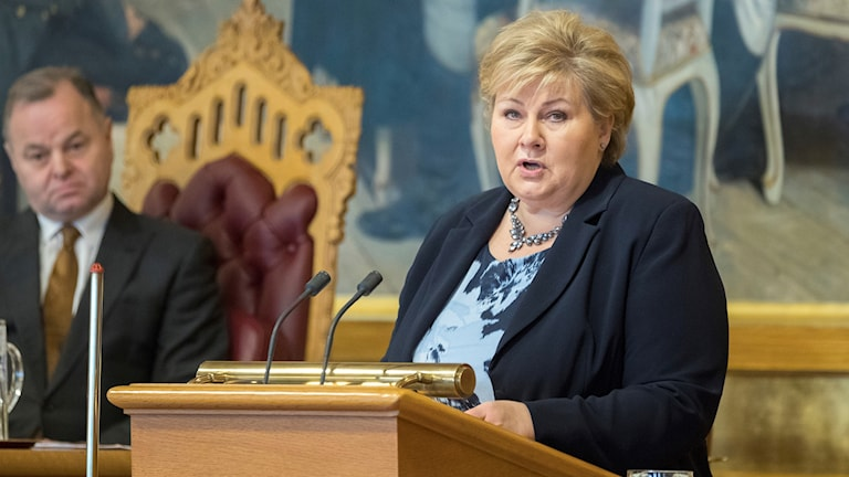 Norska regeringen avsätter två miljoner till sanningskommission.